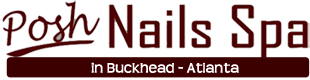 Posh Nails Spa Logo