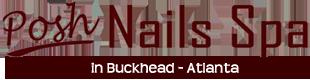 Posh Nails Spa Logo