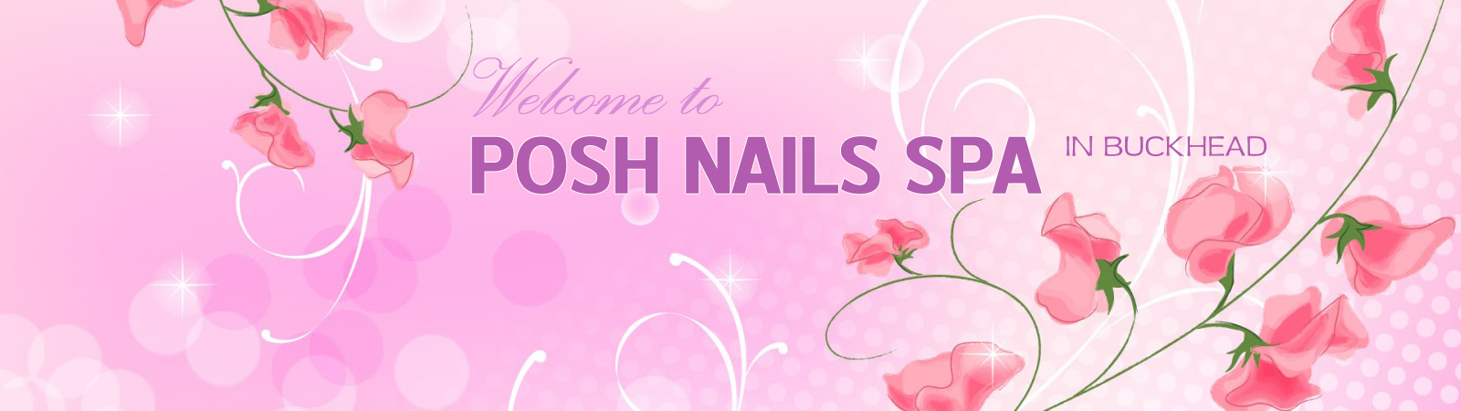 Posh Nails Spa – Professional Nail & Spa Salon